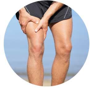 pain from running njury