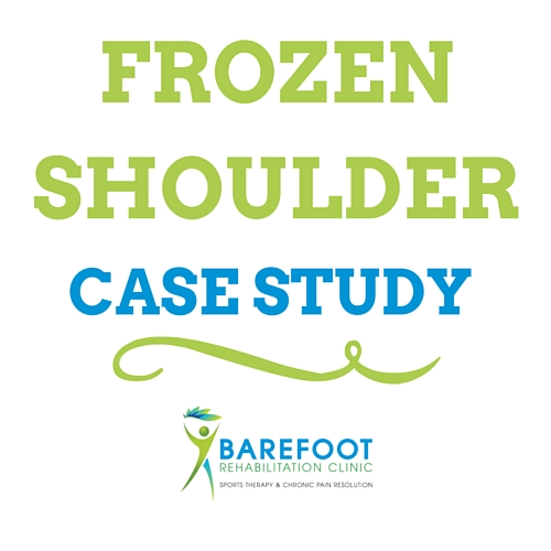 Frozen Shoulder and Ageing