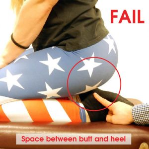 Kneeling-Butt-to-Heels-Test-Fail