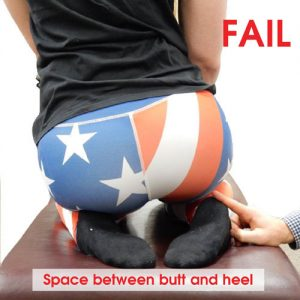 kneeling-heel-to-butt-test-fail-back