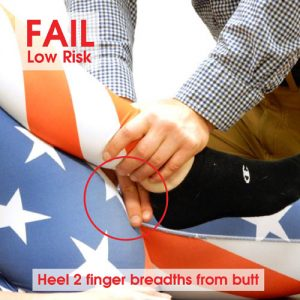 heel-to-butt-test-fail-low-risk