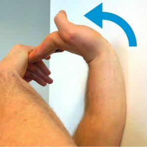 wrist-goes-backwards
