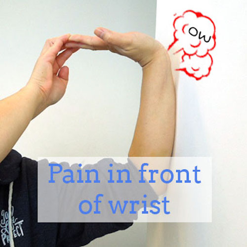 pain-in-front-of-wrist