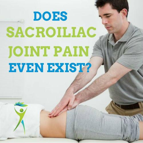 does sacroiliac joint pain exist