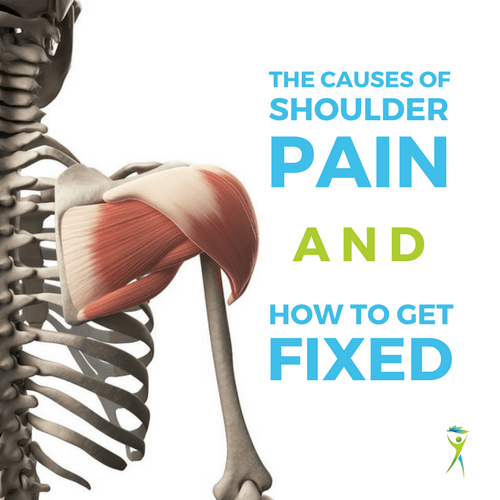 shoulder pain symptoms and causes