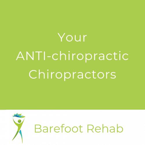 anti-chiropractic