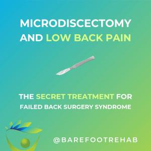 microdiscectomy-failed-back-surgery-syndrome